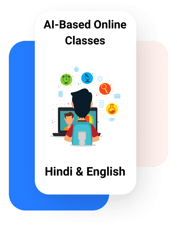 AI Based Online Classes in Hindi and English