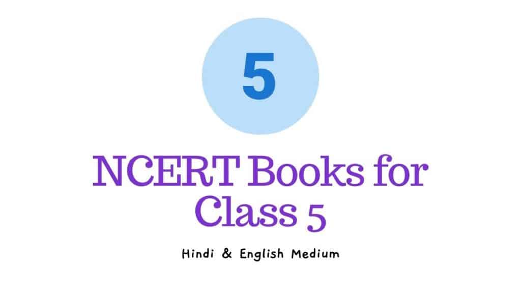 NCERT Books for Class 5