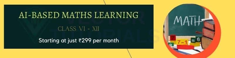 AI-Based Maths Learning
