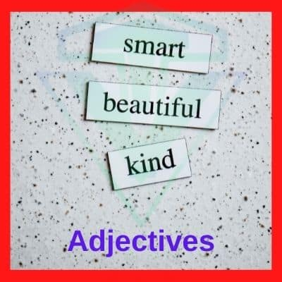 Adjectives in Hindi - Meaning