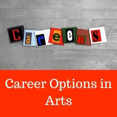 Career Options in Arts