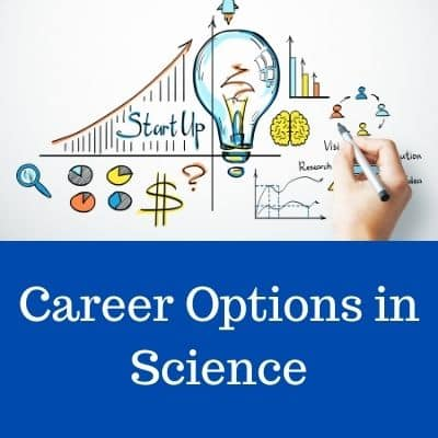Career Options in Science